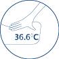 Pianka termoelastyczna VISCO