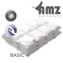 Kołdra letnia BASIC PLUS PUCH GĘSI 70% - 155x200 cm - AMZ - WYPRZEDAŻ