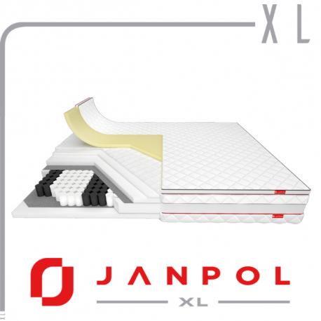 Materac XL TWIN - JANPOL + GRATIS