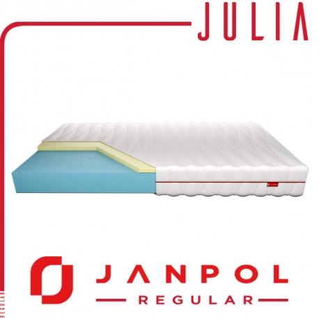 Materac JULIA - JANPOL + GRATIS