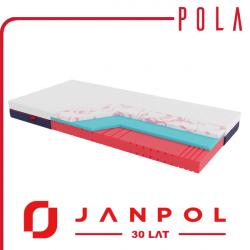 Materac POLA - 30 LECIE - JANPOL - RABAT