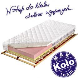 Materac CZWARTY ETAP H3 - M&K KOŁO