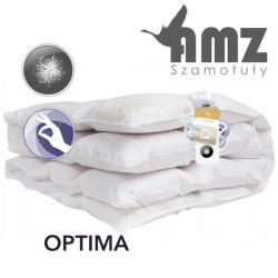 Kołdra letnia OPTIMA PUCH 85% - AMZ - 180x200