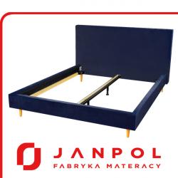 Łóżko tapicerowane MARION - JANPOL