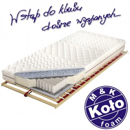 Materac ESTRELLA BIO - M&K KOŁO