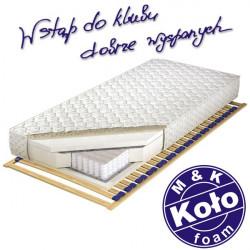 Materac ESTRELLA VISCO - M&K KOŁO