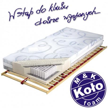 Materac SPACE 1000s - M&K KOŁO