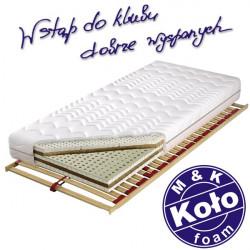 Materac TAHITI - M&K KOŁO