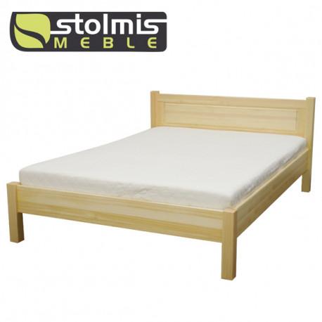 Łóżko drewniane ALEKSANDRYT 1 - STOLMIS