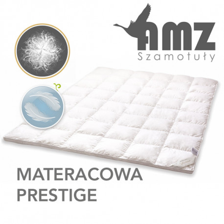 Kołdra extra zimowa MATERACOWA PRESTIGE PUCH 100% - AMZ