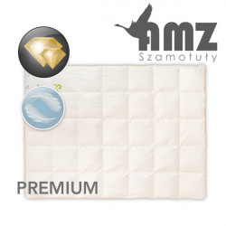 Kołdra całoroczna PREMIUM PUCH 100% - AMZ
