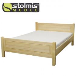 Łóżko drewniane ALEKSANDRYT 3 - STOLMIS