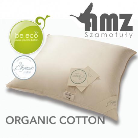 Poduszka ORGANIC COTTON PUCH GĘSI 90% - AMZ