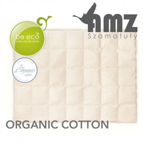 Kołdra całoroczna ORGANIC COTTON PUCH GĘSI 90% - AMZ
