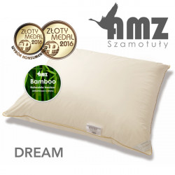 Poduszka DREAM PUCH GĘSI 90% - AMZ