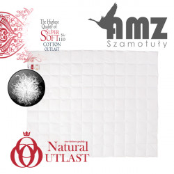 Kołdra letnia NATURAL OUTLAST 100% PUCH - AMZ