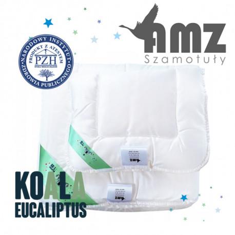Komplet dziecięcy KOALA EUKALIPTUS ANTYALERGICZNY - AMZ