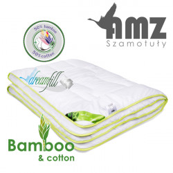 Kołdra zimowa BAMBOO ANTYALERGICZNA - AMZ