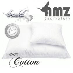 Poduszka gładka COTTON ANTYALERGICZNA - AMZ