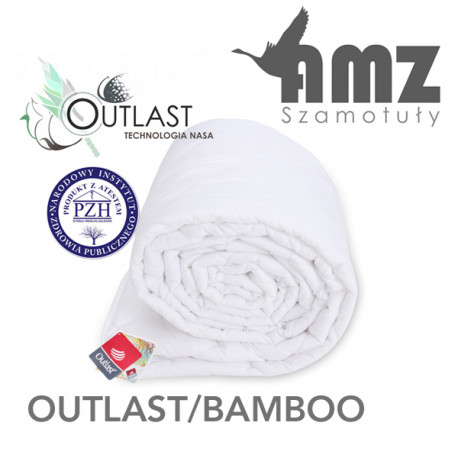 Nakładka ochronna na materac OUTLAST BAMBOO - AMZ