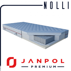 Materac NOLLI - JANPOL - RABAT