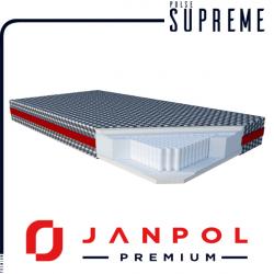 Materac PULSE SUPREME - JANPOL + GRATIS
