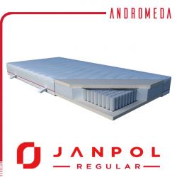 Materac ANDROMEDA - JANPOL + GRATIS