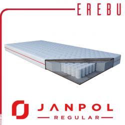 Materac EREBU - JANPOL + GRATIS