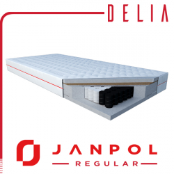 Materac DELIA - JANPOL - RABAT
