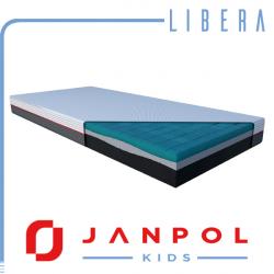 Materac LIBERA - JANPOL + GRATIS