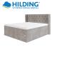 Łóżko kontynentalne z szufladami GLAMOUR 115 - HILDING