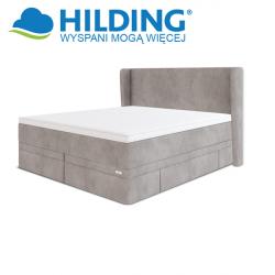 Łóżko kontynentalne z szufladami VINTAGE 115 - HILDING