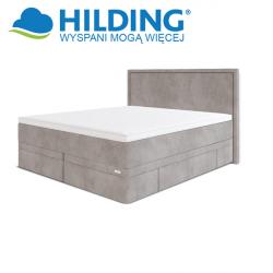 Łóżko kontynentalne z szufladami MOMIKO 115 - HILDING