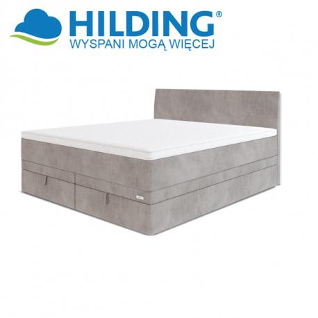 Łóżko kontynentalne box podnoszony z szufladami URBAN 95 - HILDING