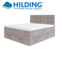Łóżko kontynentalne box podnoszony z pojemnikiem PREPPY 115 - HILDING