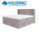 Łóżko kontynentalne box podnoszony z szufladami VINTAGE 115 - HILDING
