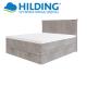 Łóżko kontynentalne box podnoszony z szufladami ELECTRIC 115 - HILDING