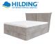 Łóżko kontynentalne box podnoszony z szufladami LADYLIKE 115 - HILDING