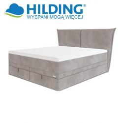 Łóżko kontynentalne box podnoszony z pojemnikiem LADYLIKE 115 - HILDING