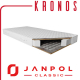 Materac KRONOS - JANPOL + GRATIS