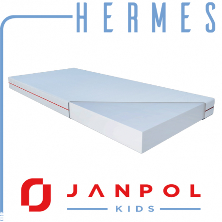 Materac HERMES - JANPOL + GRATIS